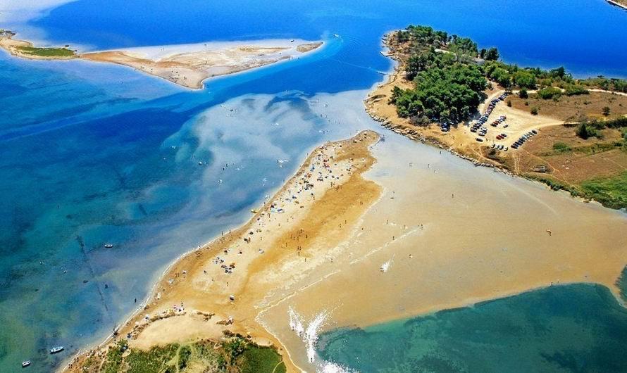 Horvátország homokos tengerpartjai